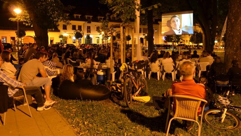 Letné kino Brezno